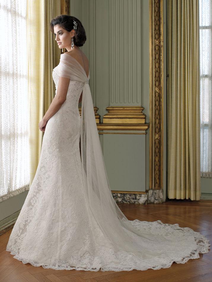 Wedding Dress David Tutera Fall 2012 Mon Cheri Bridal Gown Kelly 212242