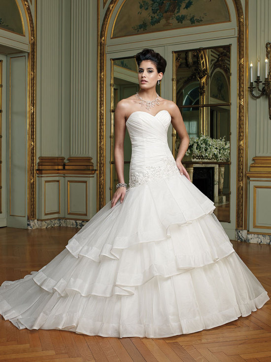 wedding dress david tutera fall 2012 mon cheri bridal gown casey 212258