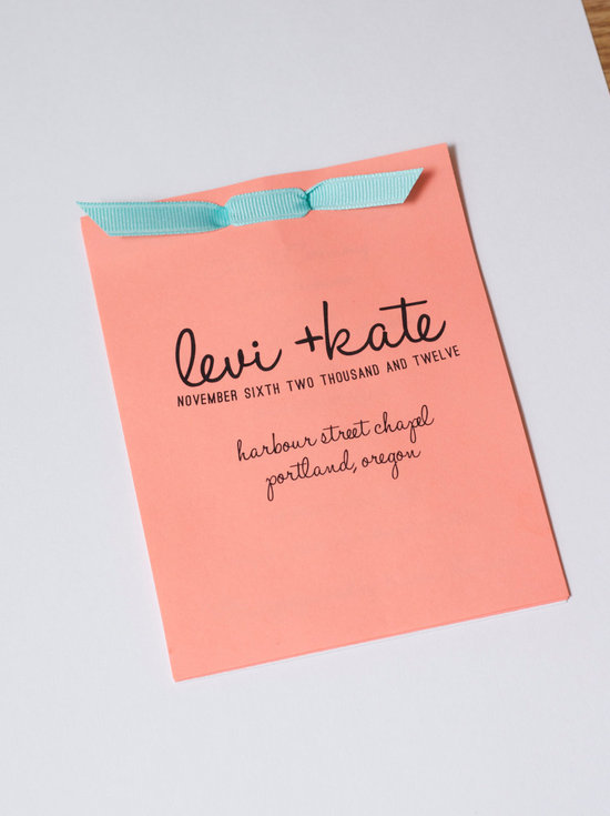 coral aquamarine wedding save the dates