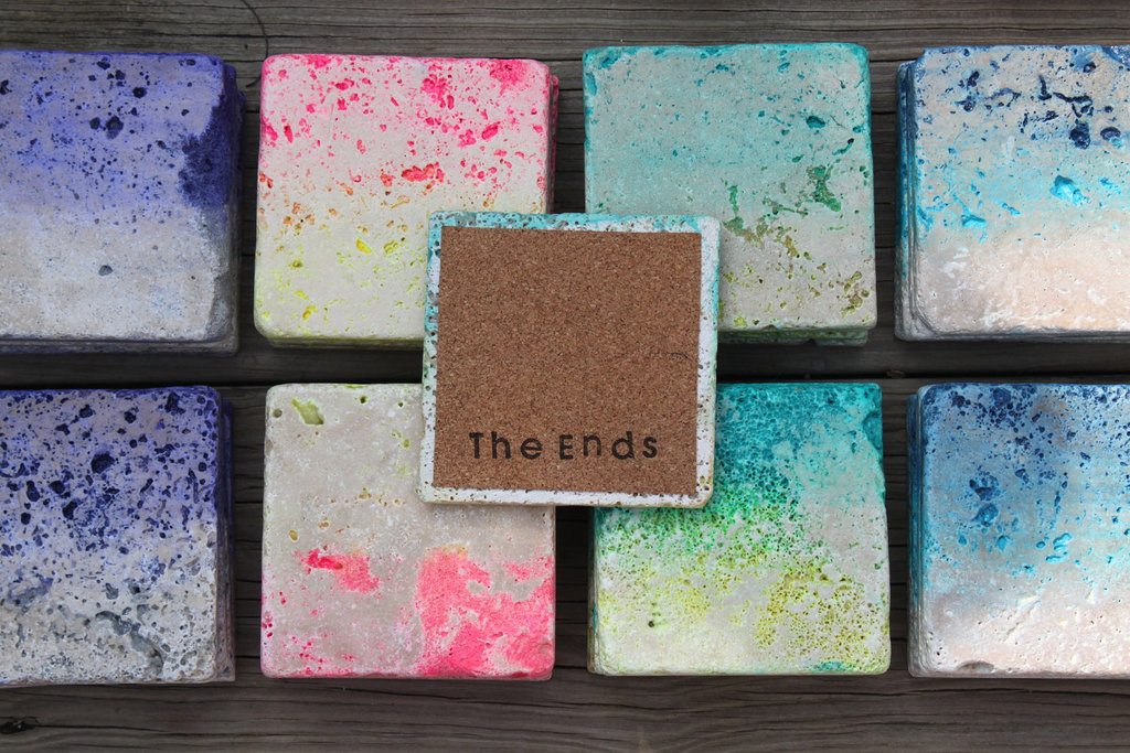 Neon-ombre-wedding-guest-favors-coasters.full