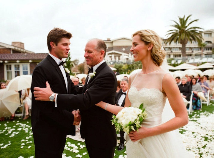Romantic-outdoor-wedding-bride-groom-at-ceremony.full