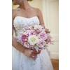 Romantic-rose-bridal-bouquet-pink-ivory-with-crystals.square