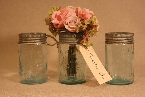 photo of Vintage canning jars
