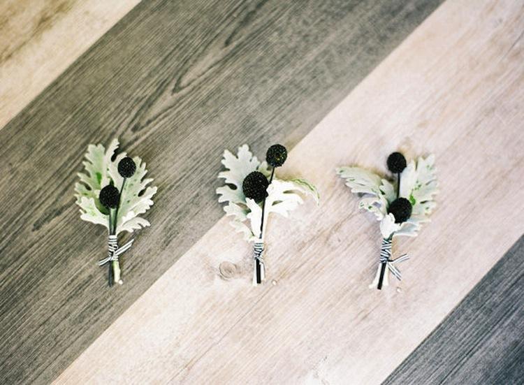Elegant-wedding-boutonnieres-berries-velvet-leaves.full