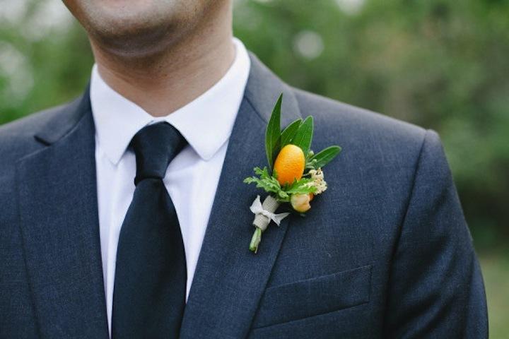 Unique-grooms-boutonniere-citrus-details.full