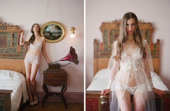 romantic wedding lingerie bridal boudoir photography 3