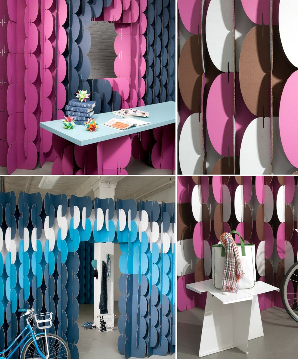 Colorful Wedding Backdrops For Ceremony Or Reception Photobooth