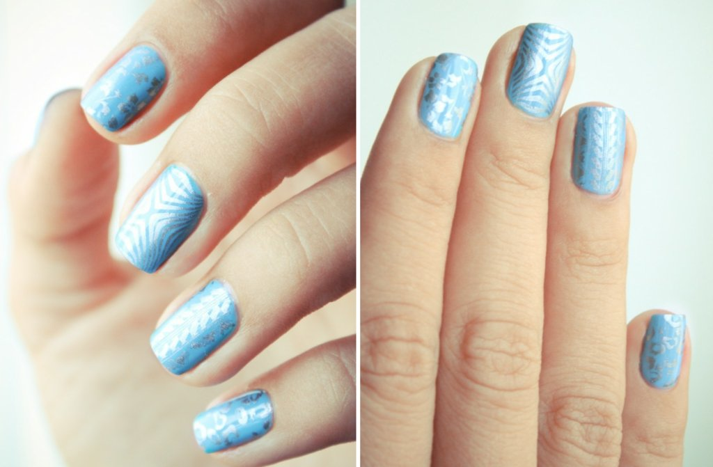 Ice-blue-silver-wedding-nail-art-something-blue-for-brides.full