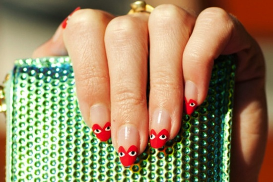 photo of 20 High Fashion Nails for the Wedding Day