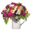 Unique-wedding-centerpiece-juliet-garden-roses-anemones-ranunculus-peonies-gomphrena-blackberries-geranium-leaves-ceramic-and-glass-drawer-pulls.square