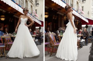 photo of Sweetheart neckline wedding dresses