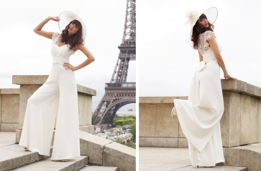 Vintage-inspired-wedding-dress-stephanie-allin-bridal-pants-lace-bolero.full