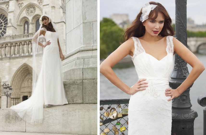 Vintage-inspired-wedding-dress-stephanie-allin-lace-illusion-traditional-bridal-gowns.full