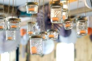 photo of Buy It or DIY It: Mason Jar Chandeliers