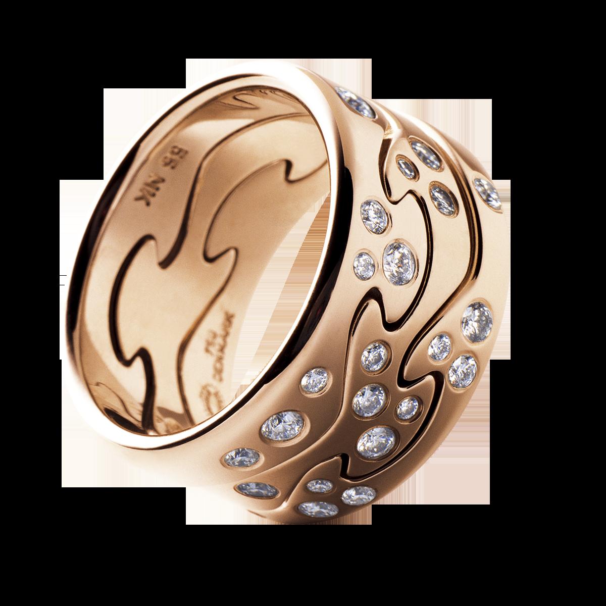 Jensen Wedding Rings Georg Jensen Fushion Ring