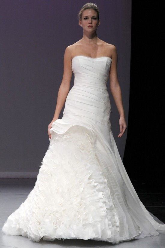 wedding dress rivini bridal fall 2012 xsenia