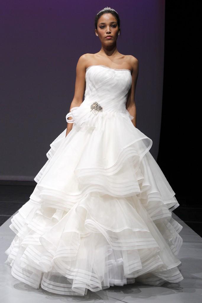 Wedding Dress Rivini Bridal Fall 2012 Waverly