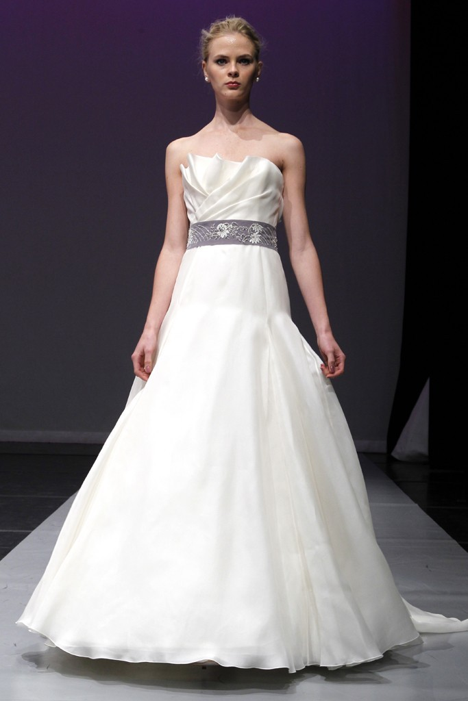 wedding dress rivini bridal fall 2012 nicoletta