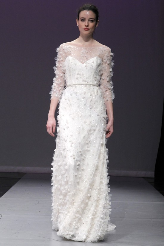 wedding dress rivini bridal fall 2012 marisela