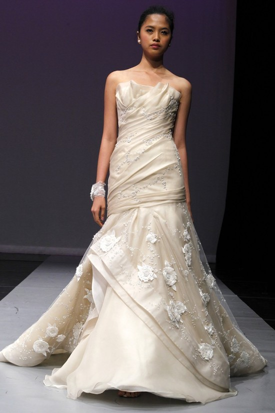 wedding dress rivini bridal fall 2012 karisma