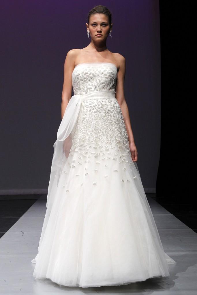 Wedding Dress Rivini Bridal Fall 2012 Isadore