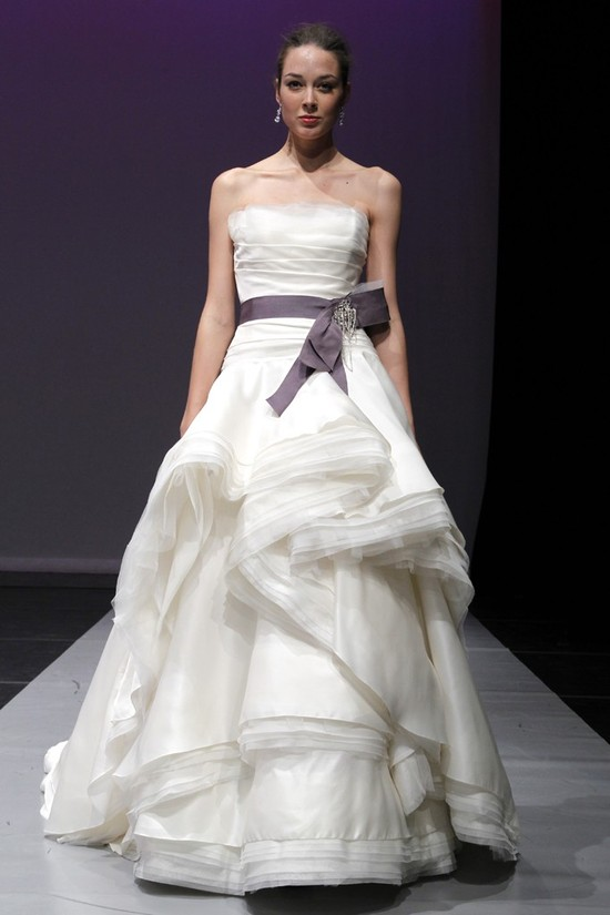 wedding dress rivini bridal fall 2012 gisella