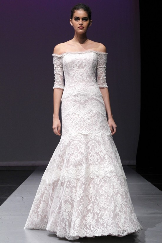 Wedding Dress Rivini Bridal Fall 2012 Emmaline