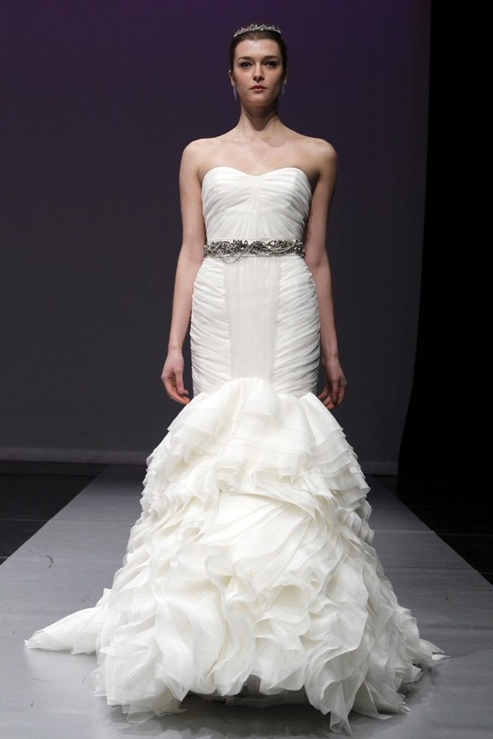 wedding dress rivini bridal fall 2012 contessa