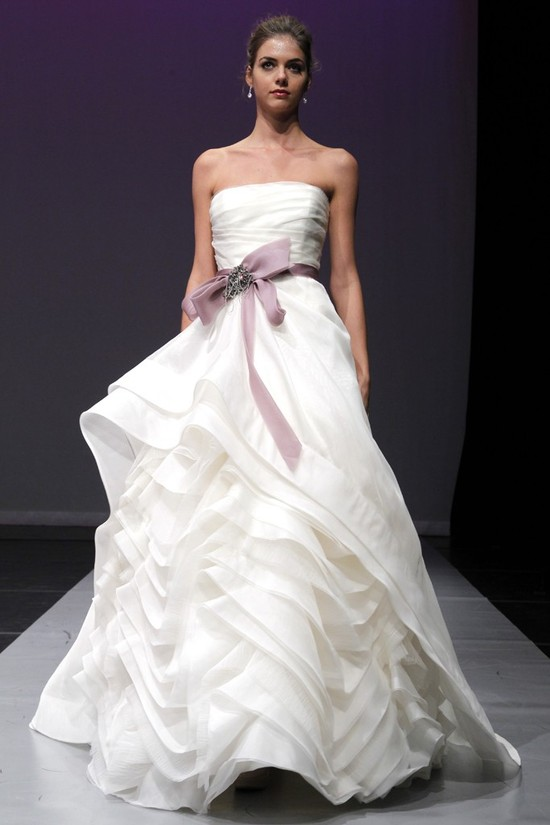 wedding dress rivini bridal fall 2012 elizabetta