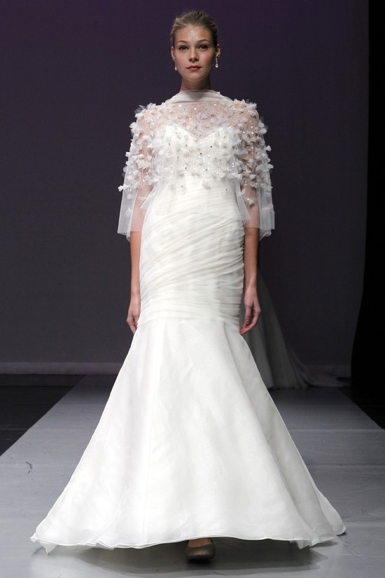 wedding dress rivini bridal fall 2012 catalina