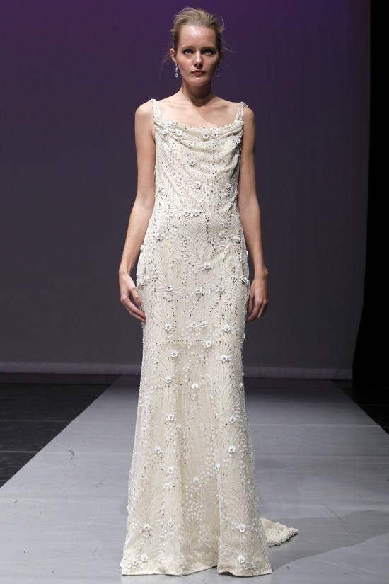 wedding dress rivini bridal fall 2012 avelina