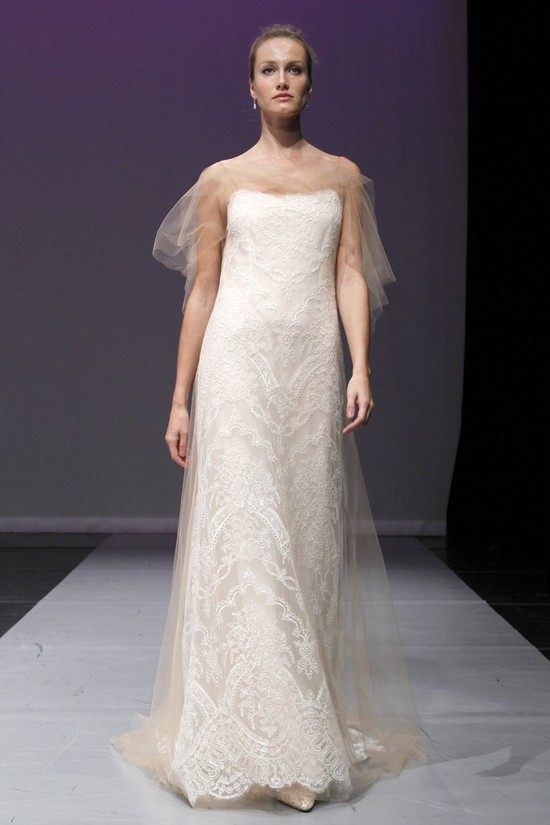 wedding dress rivini bridal fall 2012 anese