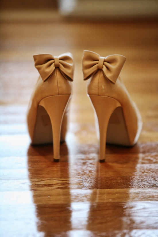 personalized real wedding planning inspiration for brides wedding shoes with bows