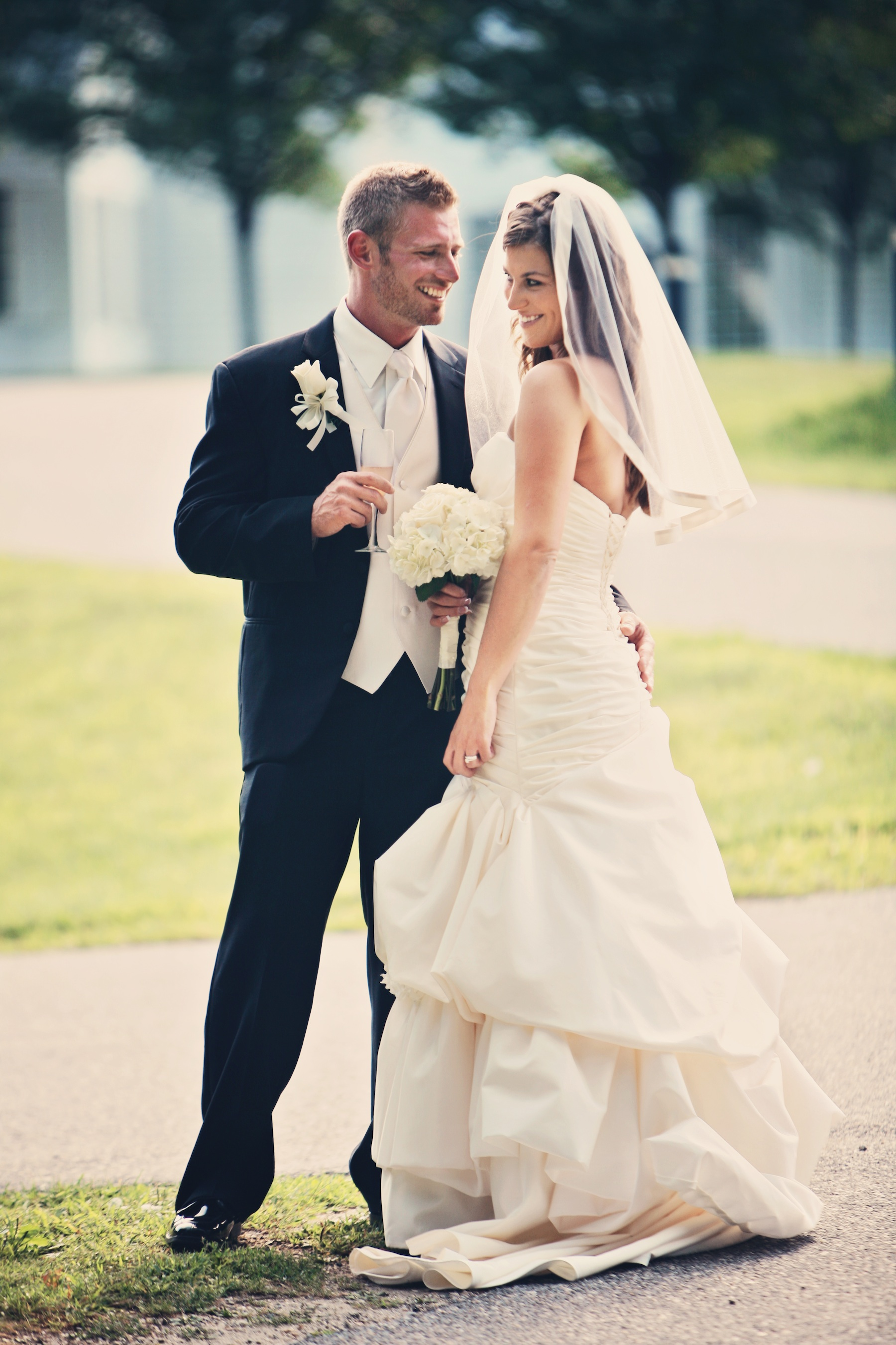 You date When planning with brides British Satin