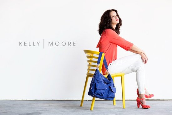 wedding giveaways win a kelly moore bag blue 2