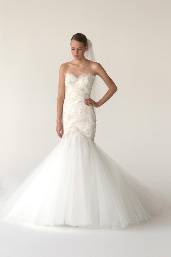 photo of wedding dress marchesa bridal gowns fall 2012 25