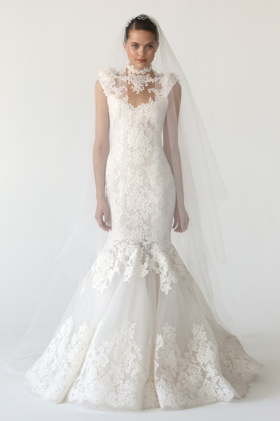 wedding dress marchesa bridal gowns fall 2012 17