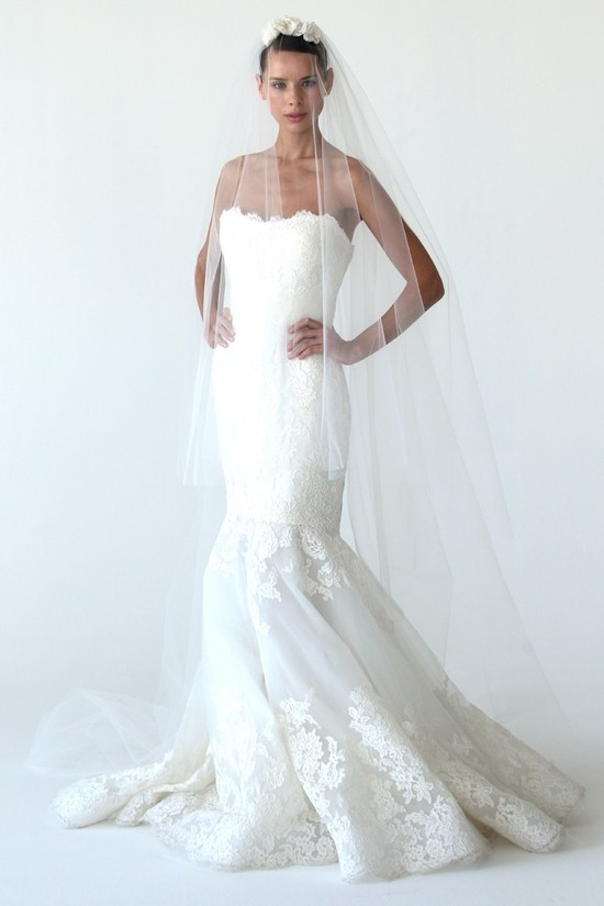 wedding dress marchesa bridal gowns fall 2012 8