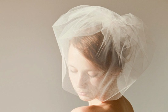 photo of Touch of Sweetness bridal veil