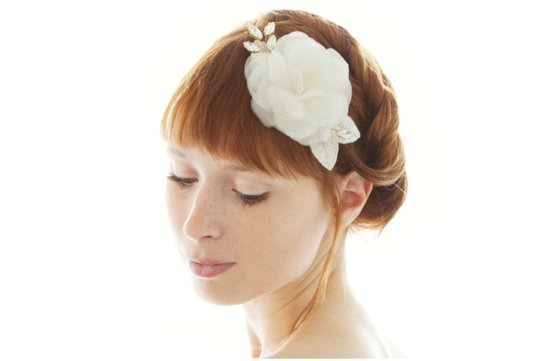SIBO designs wedding hair accessories bridal veils barrettes headbands 1