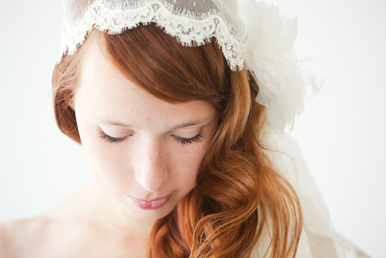 wedding accessories spotlight Etsy bridal headpieces vintage inspired lace