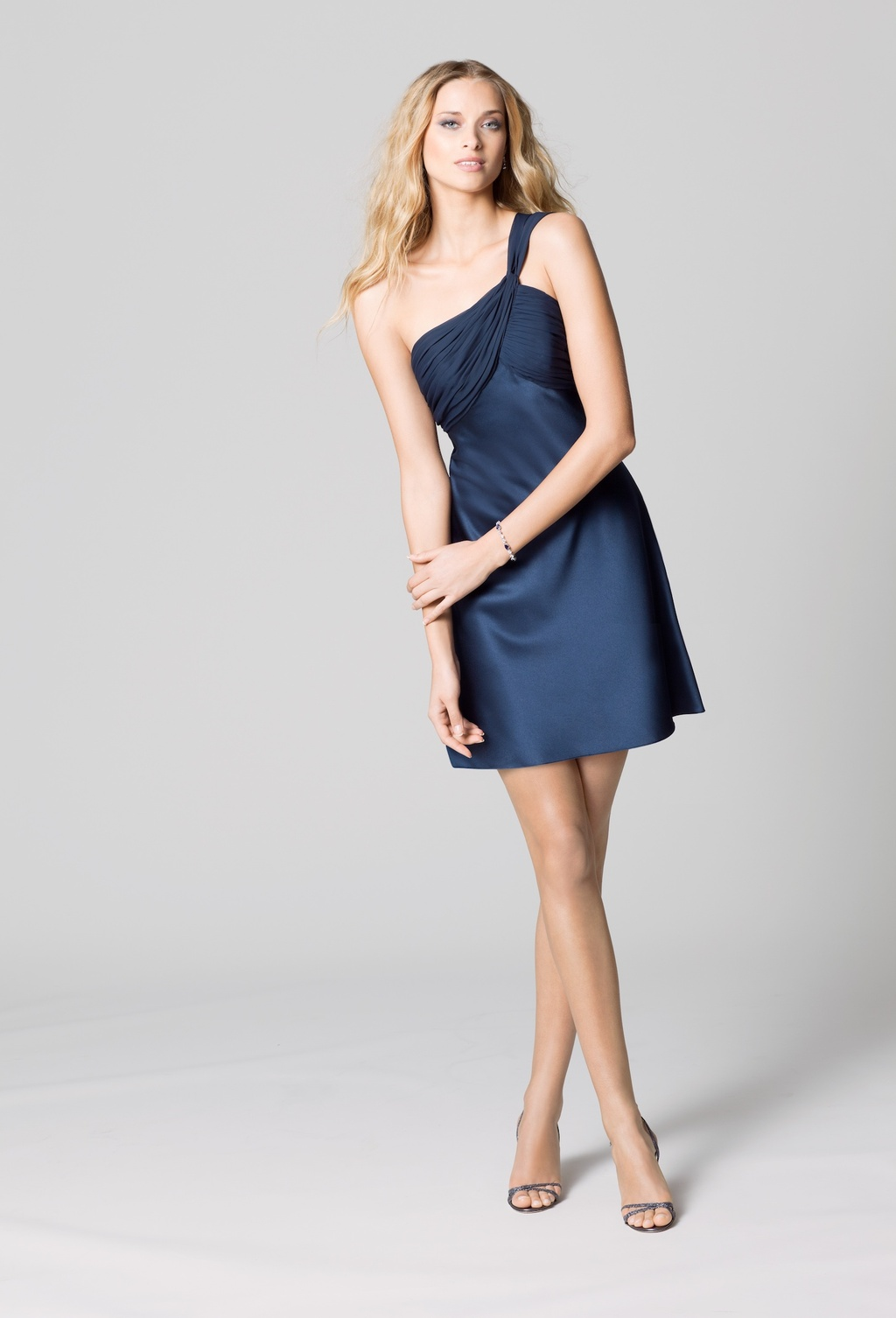 Affordable-bridesmaids-dresses-fall-2012-wtoo-by-watters-bridal-party-navy-shimmer-one-shoulder.full