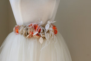 photo of Juliet Bridal Sash
