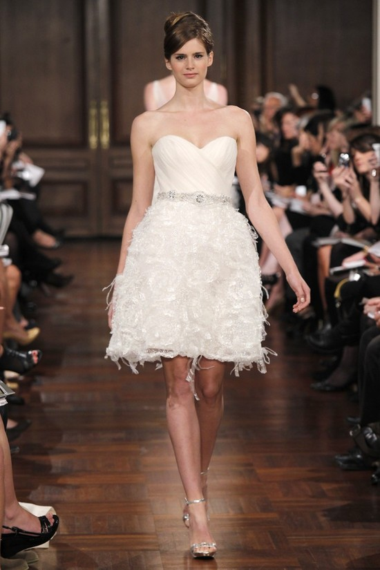 wedding dress fall 2012 bridal gowns romona keveza E1204