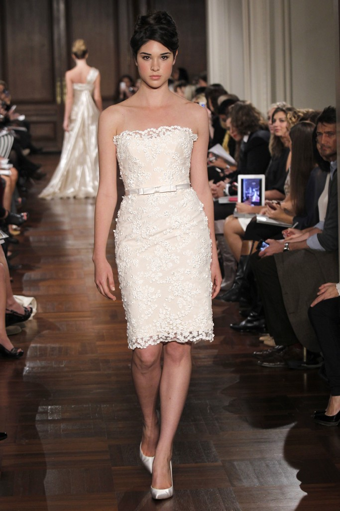 wedding dress fall 2012 bridal gowns romona keveza E1218