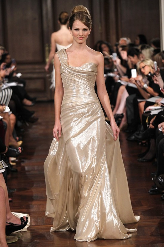 wedding dress fall 2012 bridal gowns romona keveza E1221