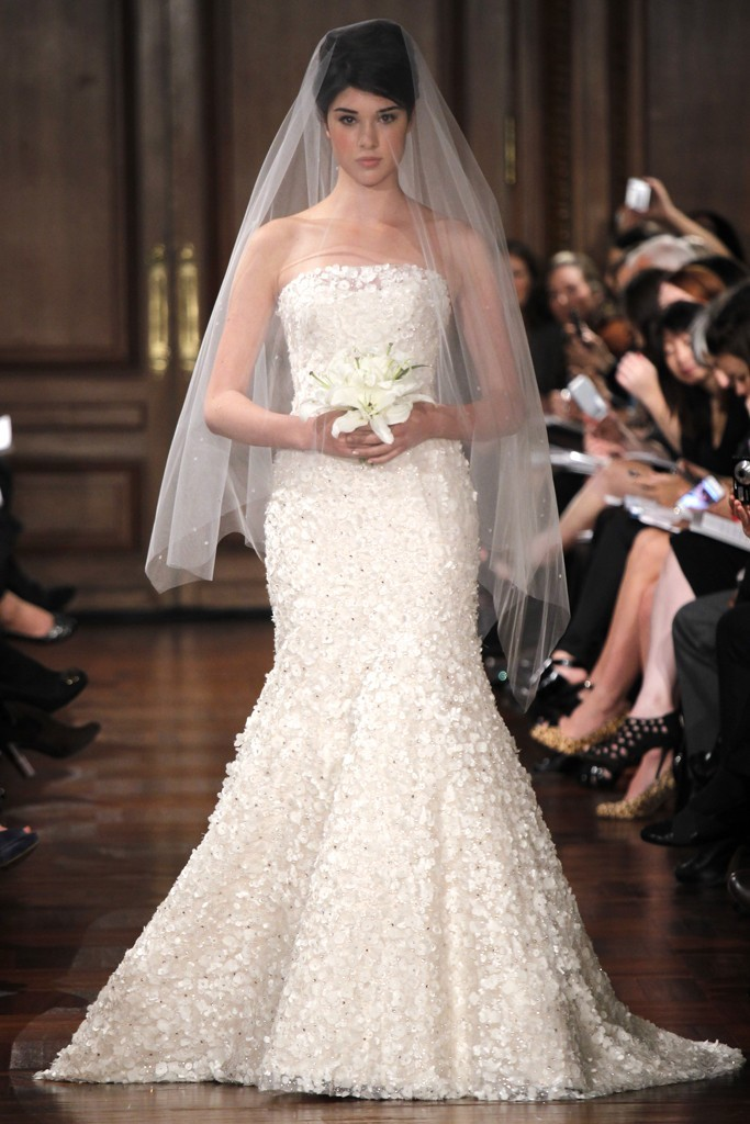 wedding dress fall 2012 bridal gowns romona keveza RK290