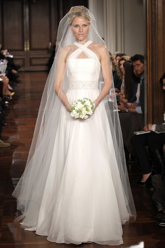 wedding dress fall 2012 bridal gowns romona keveza RK291