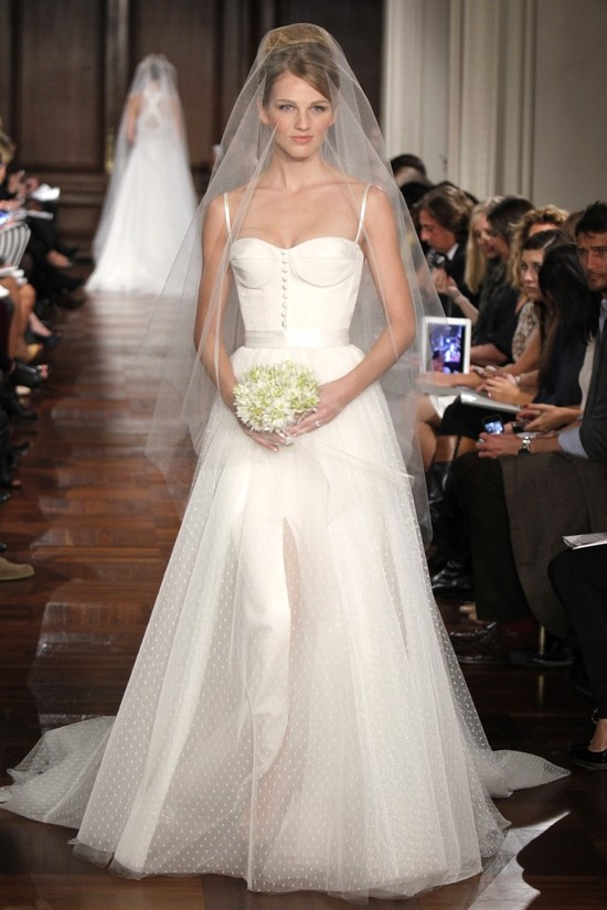 wedding dress fall 2012 bridal gowns romona keveza RK292