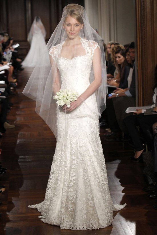 wedding dress fall 2012 bridal gowns romona keveza RK294